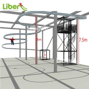 Zipline/Roller Glider Manufacturer/Installer