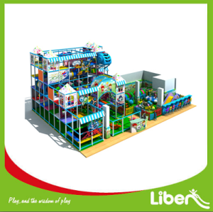 Kids Indoor Playground Equipment Manufacturer