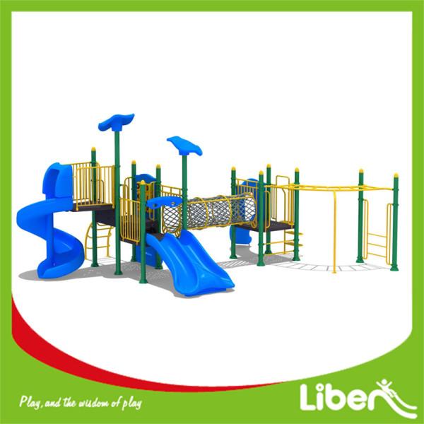 Second Hand Playground Equipment Supplier