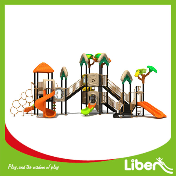 Outdoor Playground And Fitness Equipments Supplier