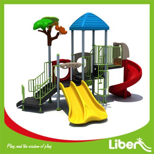 Children Playground Equipment Factory