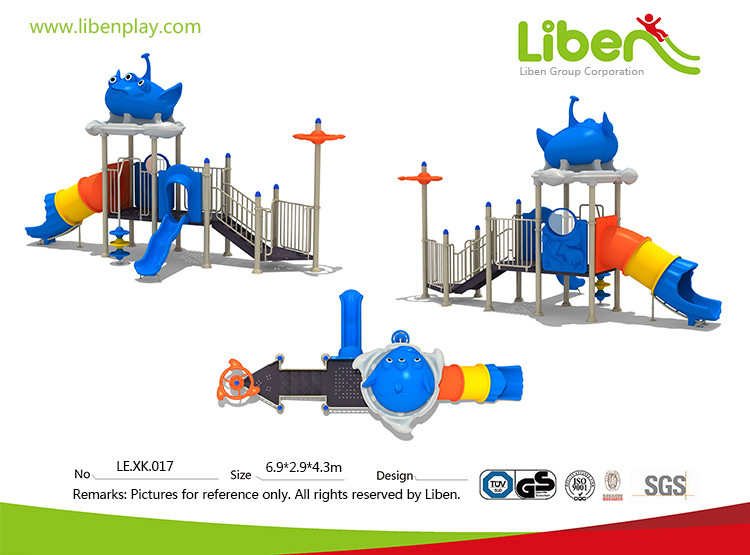 Outdoor Preschool Playground Equipment Maker