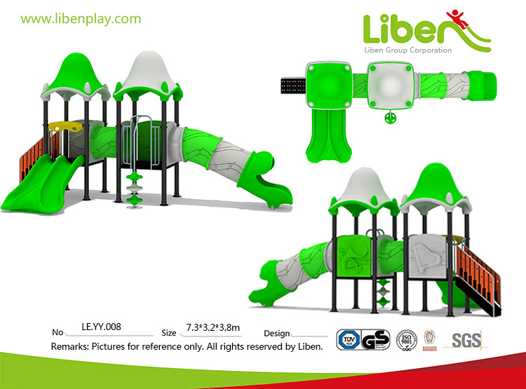 Portable Playground Equipment Manufacturer