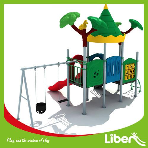 Vintage playground equipment