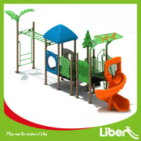 Children play structures for outdoors