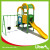Manufacture of playground equipment slides