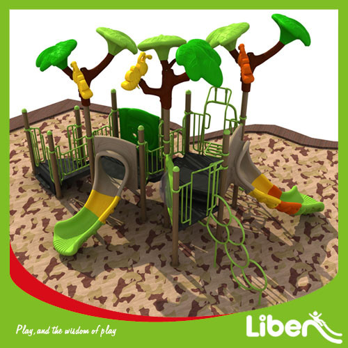 Children play structures for outdoors playground equipment