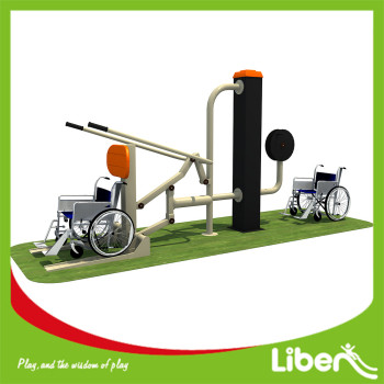 Disabled Fitness Equipment Factory