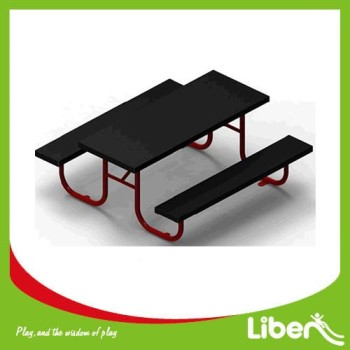 Manufacturer&Supplier of Galvanised Steel Park Bench