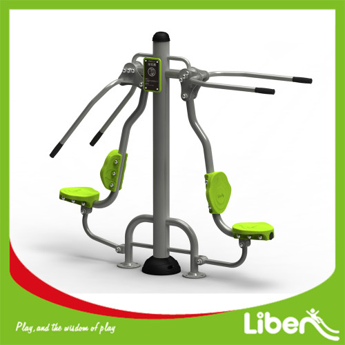 Outdoor Fitness Equipment Factory