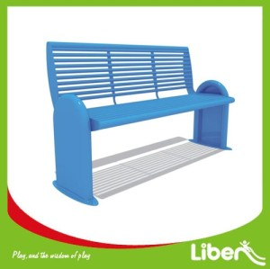 Manufacturer&Supplier of Color Powder coated Park Bench