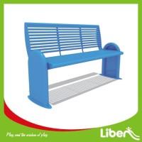 Manufacturer&Supplier of Color Powder coated Park Bench