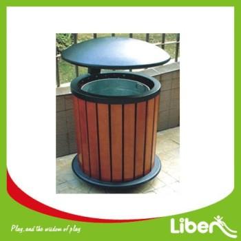 Manufacturer&Supplier of Galvanized Sheet Park Dustbin