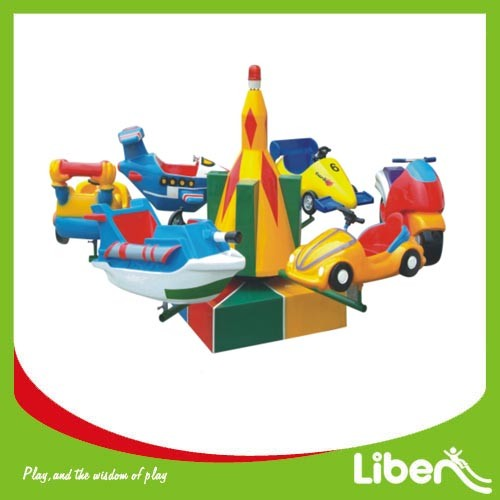 Glass fiber, reinforced plastic and metal Electric Amusement Supplier