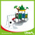 Kids Plastic Playground Supplier