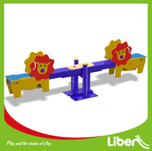 Kids Outdoor Seesaw Manufacturer