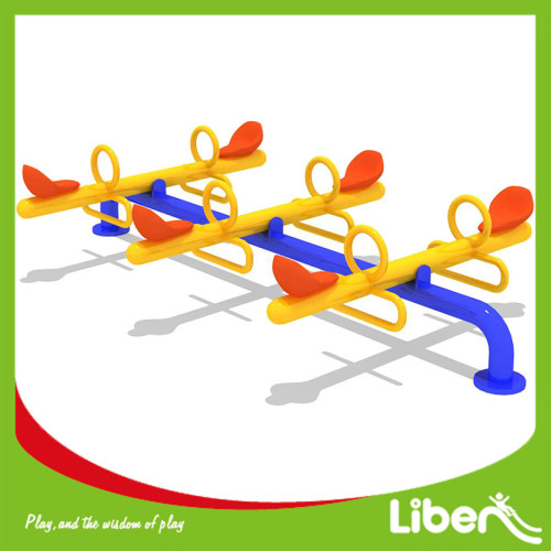 Play Area Child Outdoor Seesaw