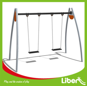 Garden Furniture Outdoor Metal Swing Set