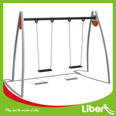 Garden Furniture Outdoor Metal Swing Set