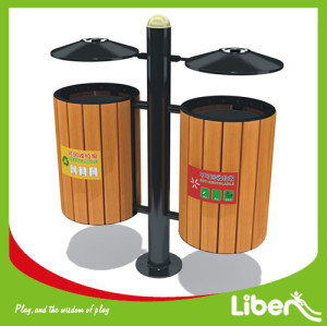 Wooden Trash Can Manufacturer