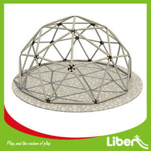 Round Outdoor Climbing Structure Manufacturer