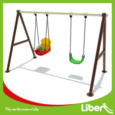 Park Outdoor Swing with Baby Seat