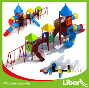 China Professional Children Outdoor Playground Manufacturer
