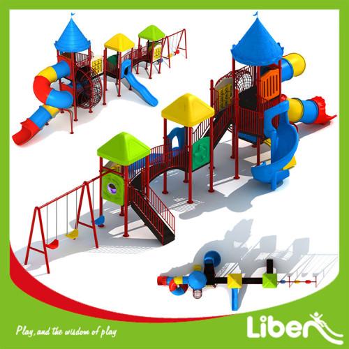 China Professional Children Outdoor Playground Manufacturer