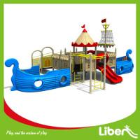 Large playground equipment school out door playground