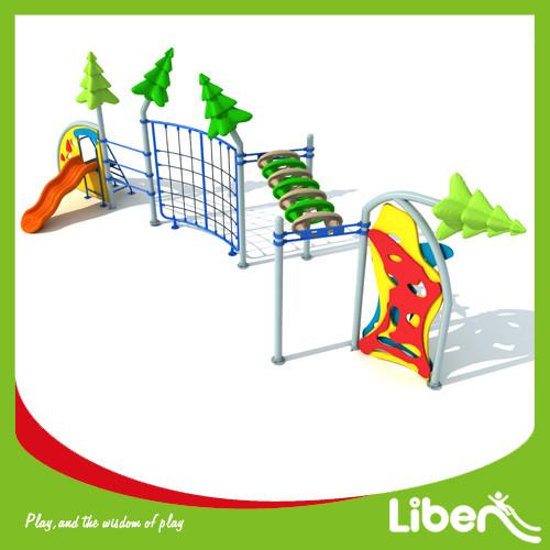 Outdoor preschool playground equipment, outdoor play structure