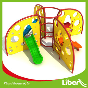 Plastic Playground Material playground equipment