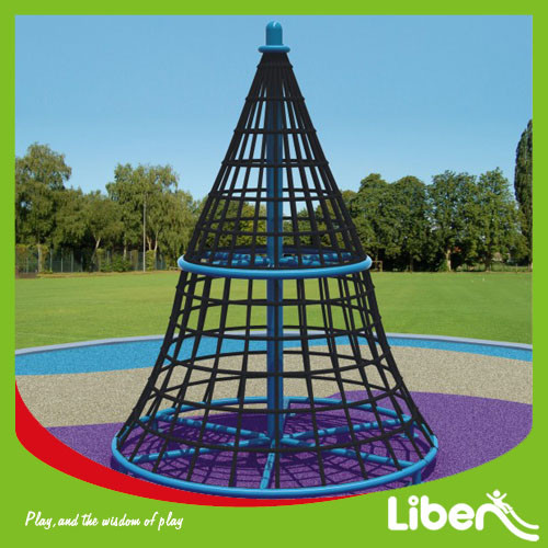 Outdoor Solitary Equipment Climbing Structure