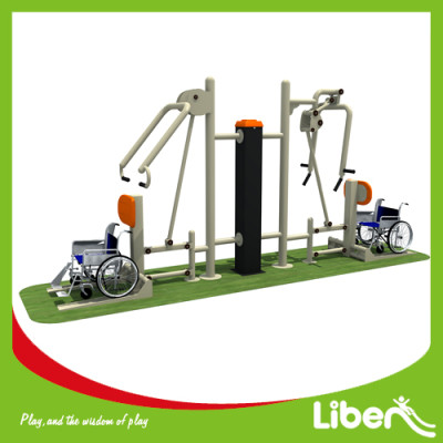 High Quality Outdoor Fitness equipment for disabled for sale