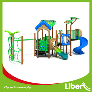 Children Playground Design For Park