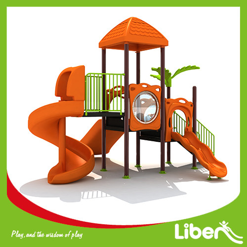 Kids Outdoor Play Gym Manufacturer