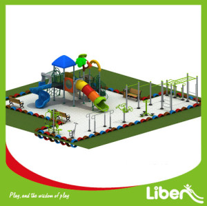 Children Outdoor Playground Supplier