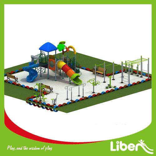 Children Outdoor Playground Supplier