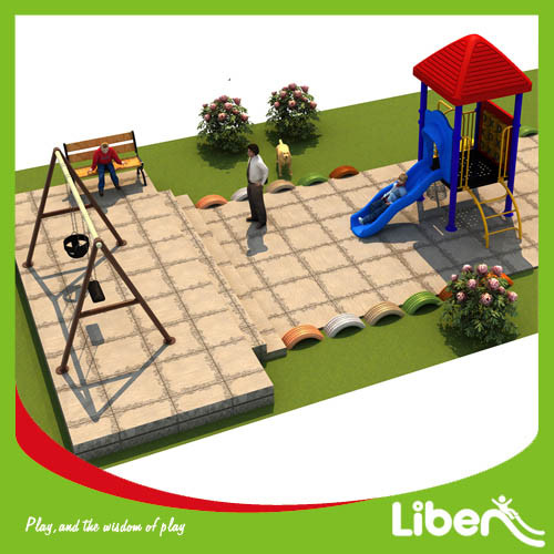 Outdoor Kids Playground Equipment Supplier