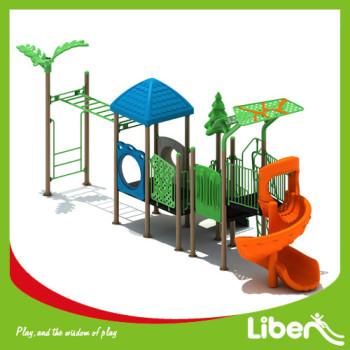 Children Large Outdoor Playground Manufacturer