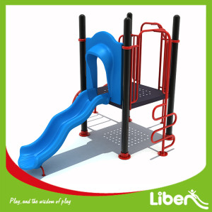 One Platform Simple Design Outdoor Playground Factory