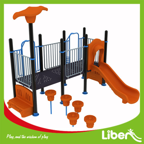 According to your request to design customized children mini playground for garden