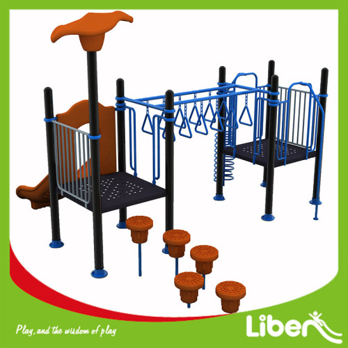 Childrens Playground Equipment How-To build PLANS Jungle Gym