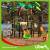 Commercial Recreation Kids Play Tree House Outdoor Playground