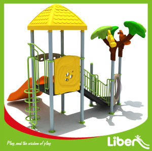 School Used Cheap Outdoor Playground Equipment