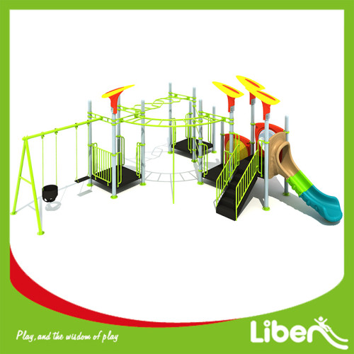 China Professional Children Outdoor Playground Company