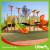 China Professional Children Outdoor Playground Company