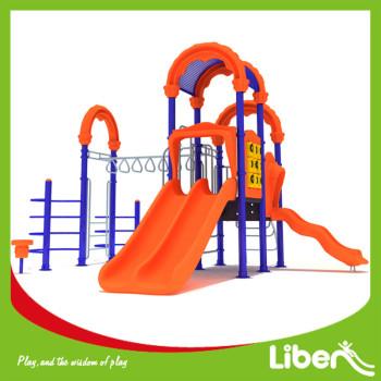 Supply Classic Plastic Children Outdoor Playground Set