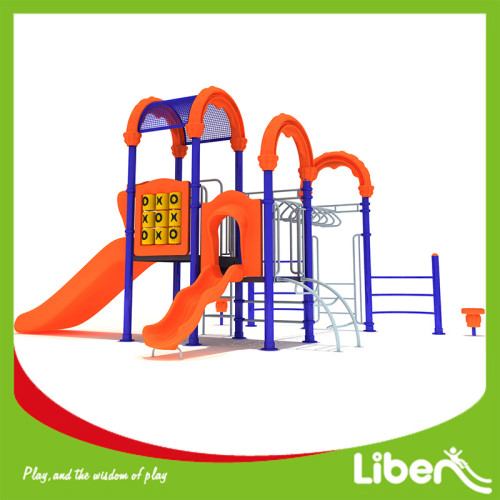 Supply Classic Plastic Children Outdoor Playground Set
