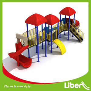 Canada Custom Children Playground slide toys for playing