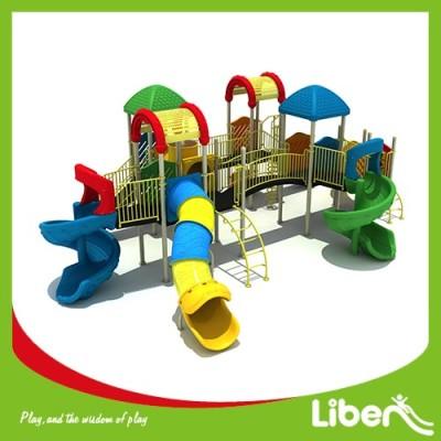 Plastic Playground,LLDPE Material and Outdoor Playground Type Children Playground Equipment Malaysia
